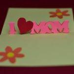 Mother Cards Day Daughter Hindi Kids Form