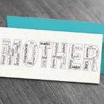 Mother Day Card Handmade Greeting Cards Special Delivery