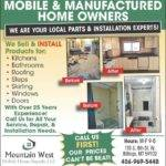 Mountain West Mobile Home Supply Coupons Near