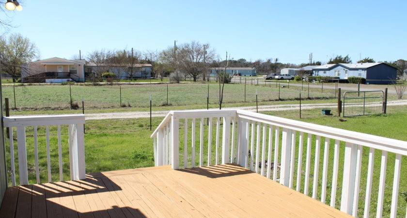 Move Ready Double Wide Mobile Home Sale Spicewood Texas