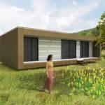Nest Box Fuses Passivhaus Prefab Ultimate Low Cost Housing