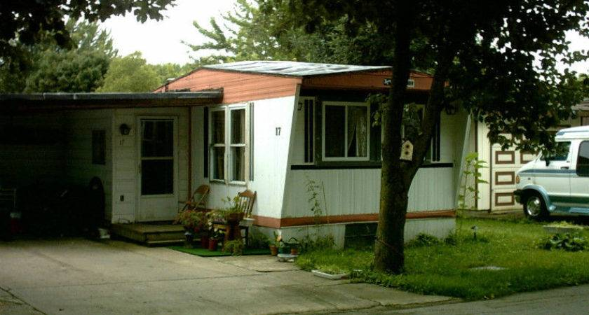New Cottage Mobile Home Year Round Park Houses