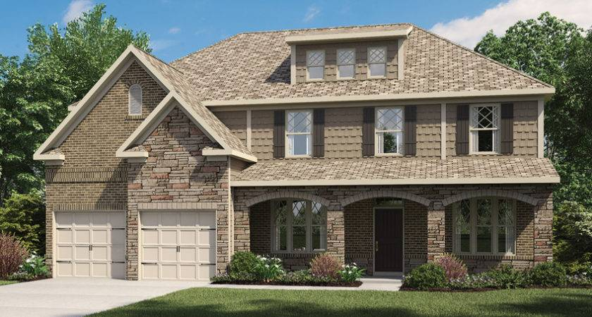 New Home Builder Grayson Sawyer Farms Plans Oakwood