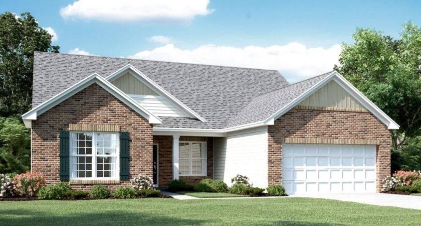 New Homes Greenwood Clayton Slab Plan