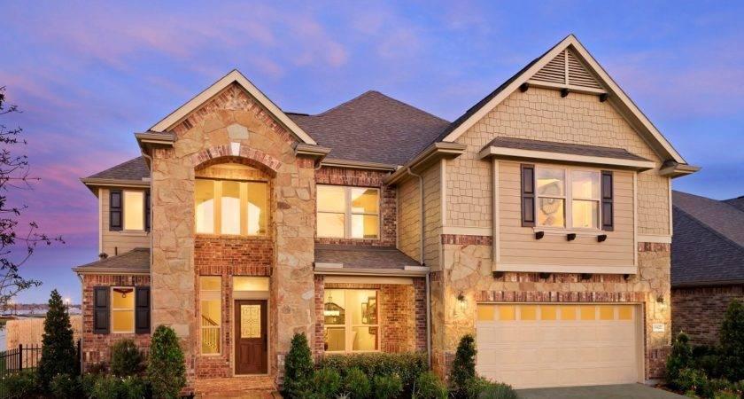New Homes Sale Houston Lakewood Pines