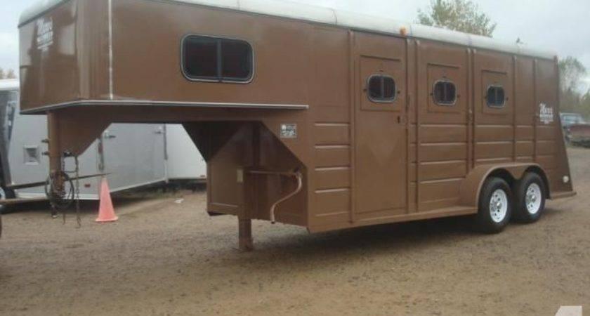 New Horse Trailer Dealer Town Sale Somerset