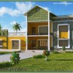 New Kerala House Models Home Design Contemporary Designs