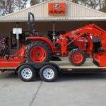 New Kubota Hst Package Steen Enterprises
