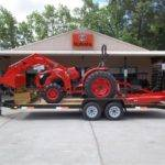 New Kubota Hst Tractor Package Steen Enterprises