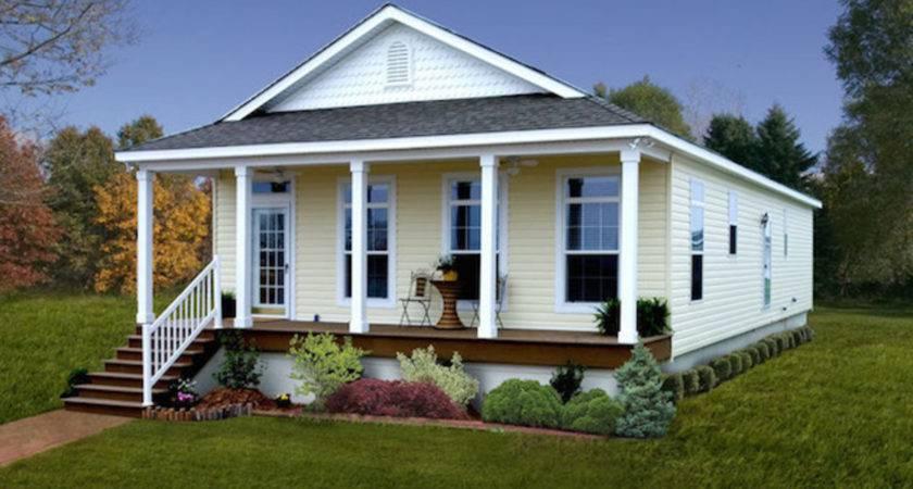 New Mobile Homes Franklin Bourbon Exterior