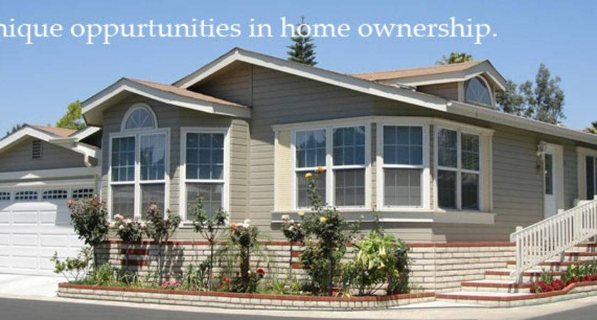 New Mobile Homes Sale California