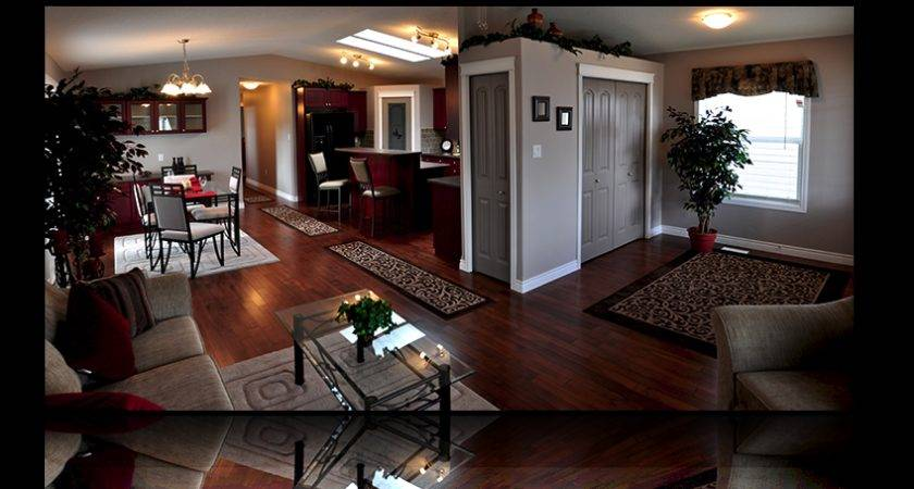 New Triple Wide Manufactured Homes Interior