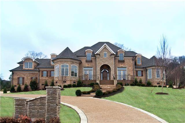 Newly Built Home Brentwood Homes Rich