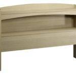 Nexera Alegria Bookcase Headboard