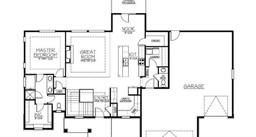 Nexgen Home Plan Craftsman Exterior