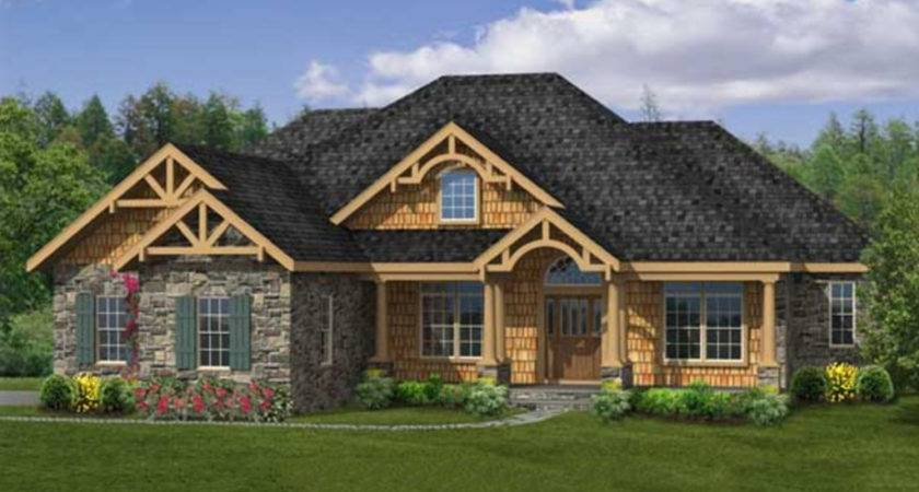 Next Gen Floor Plans One Story House Open