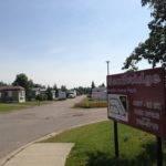 Nice Mobile Home Park City Limits