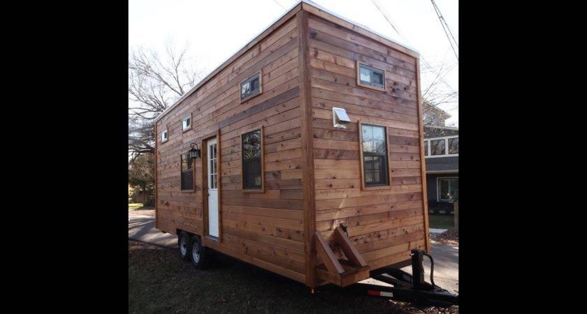 Nomadic Cabin Tiny House Tour Youtube
