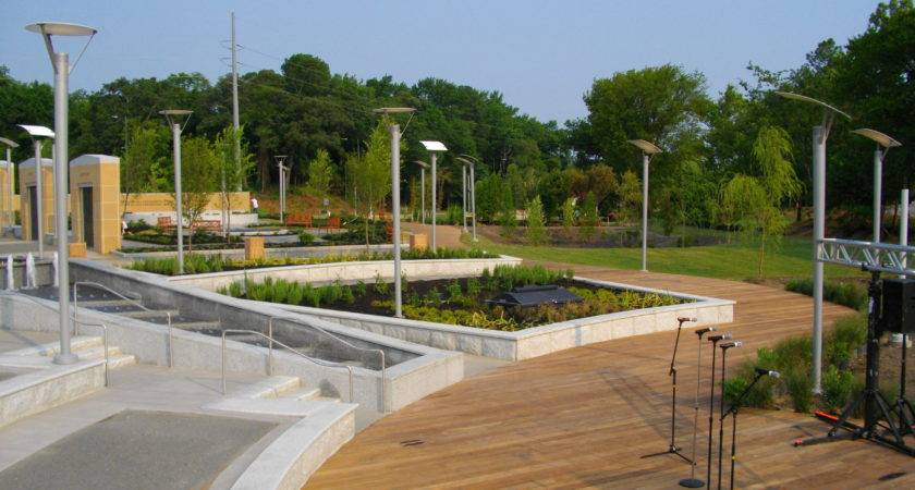 North Carolina Veterans Park Experience Design Vandewalle