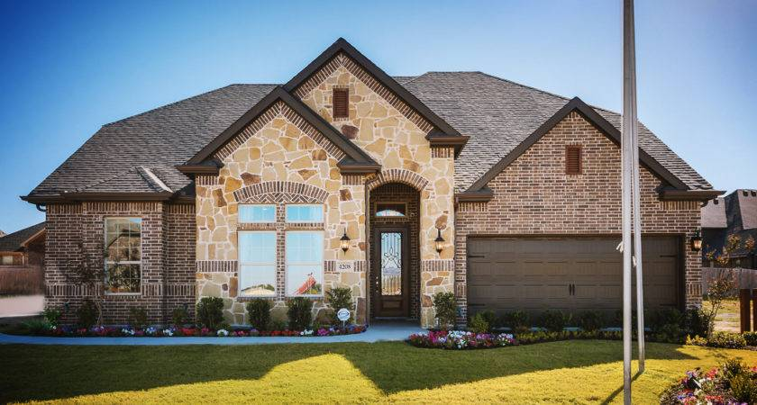 North Creek Dfw Home Builders Impression Homes
