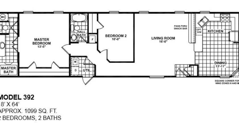 Oak Creek Floor Plans Manufactured Homes San Antonio