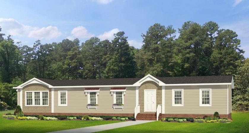 Oakwood Homes Chadbourn Prefabricated Modular