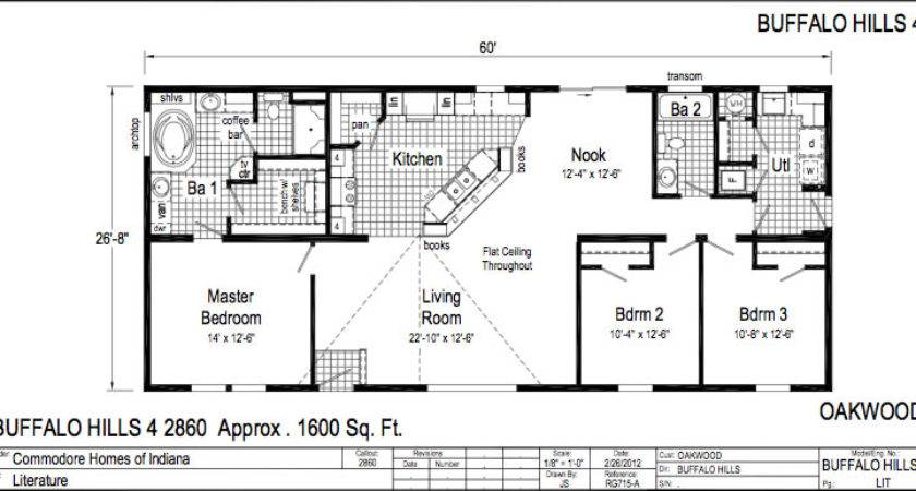 Oakwood Homes Colorado Floor Plans