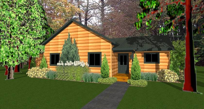 Oakwood Homes Evergreen Model