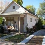 Ogden Insights Sale Vintage Tiny Shotgun House