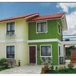 Olive Model House Parc Regency Iloilo Houses