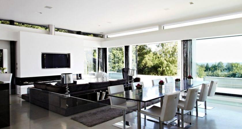 Open Concept Living Space Interior Design Ideas Long