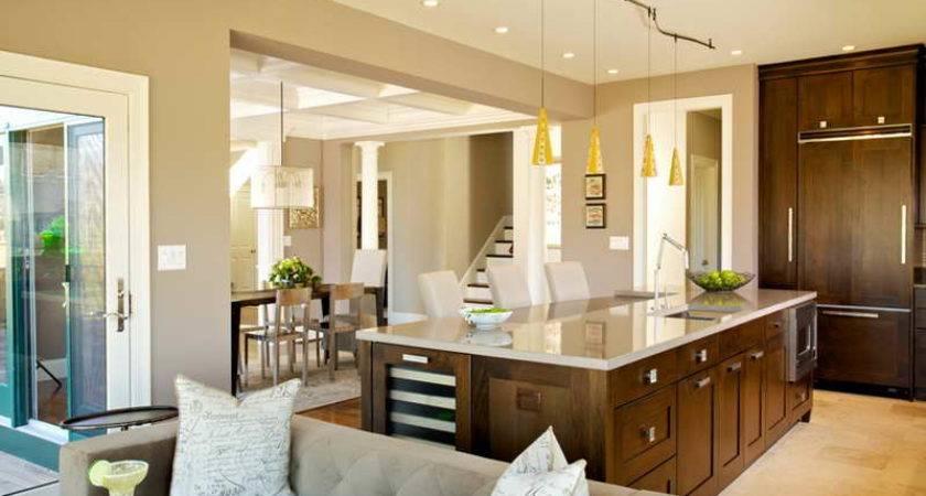 Open Floor Plans Modern Home Plan