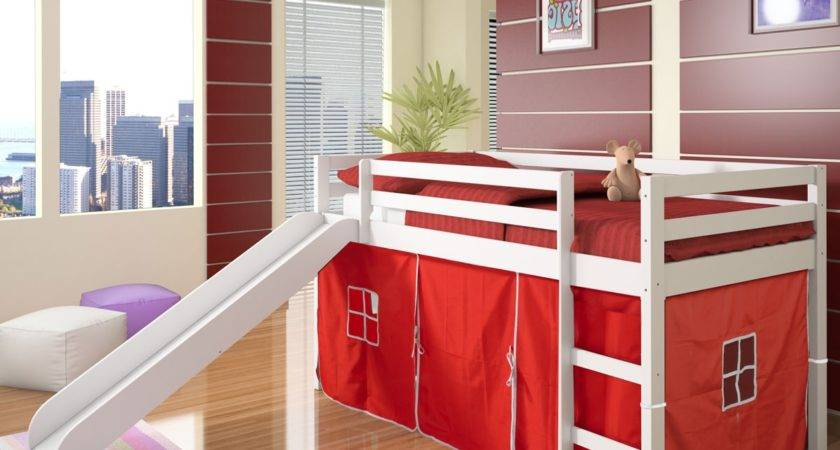 Optional Kids Bunk Beds Your Room Casual