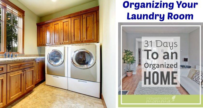 Organizing Your Laundry Room Easy Steps