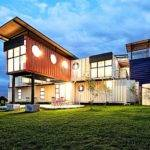 Orphanage Vibrant Shipping Container Home South African