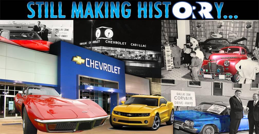 Orr Auto Historry