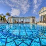 Other Main Swimming Pool Hearst Castle Why Two Pools