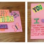 Other Mother Day Gift Ideas Homemade Cards