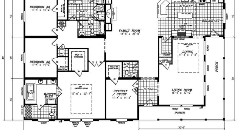 Our Triple Wide American Modular Homes Tyler