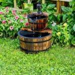 Outdoor Fountain Ideas Make Garden