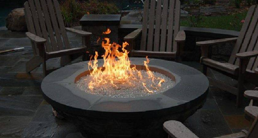 Outdoor Gas Fire Pit Lowes Design Ideas