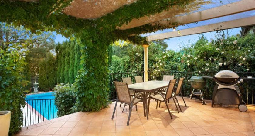 Outdoor Living Design Bbq Area Real Australian Home