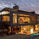 Outdoor Living Exquisite House Duk South Africa Freshome