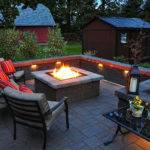 Outdoor Patio Fire Pit Ideas Landscaping Gardening