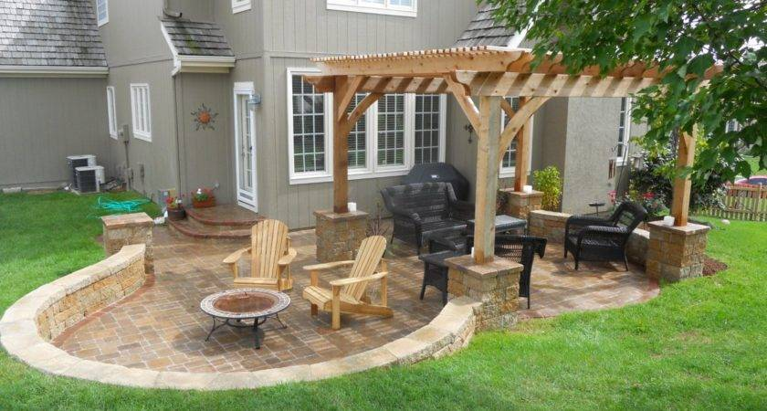 Outdoor Patio Two Great Living Areas Blend