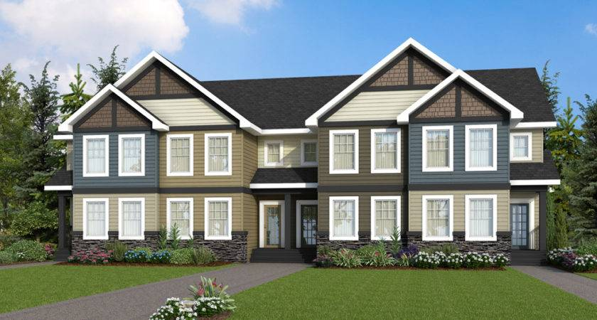 Pacesetter Homes Unbridled Churchill Townhome