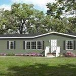 Paint Mobile Homes Exterior Design Ideas