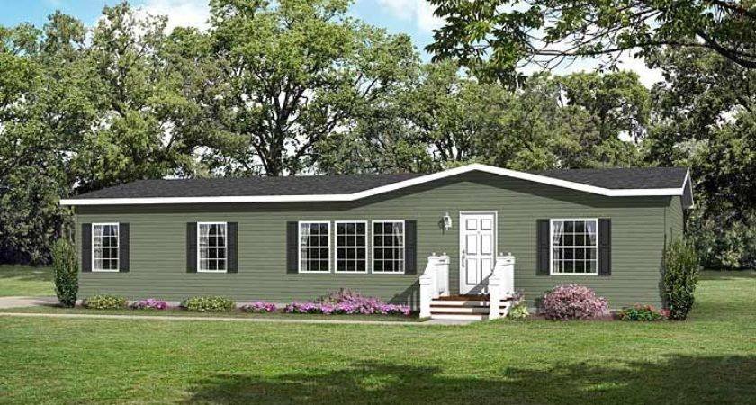 Paint Mobile Homes Exterior Design Ideas