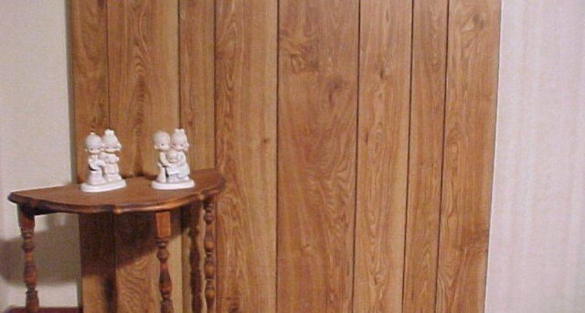 Painting Texturing Paneled Walls Mobile Home Repair