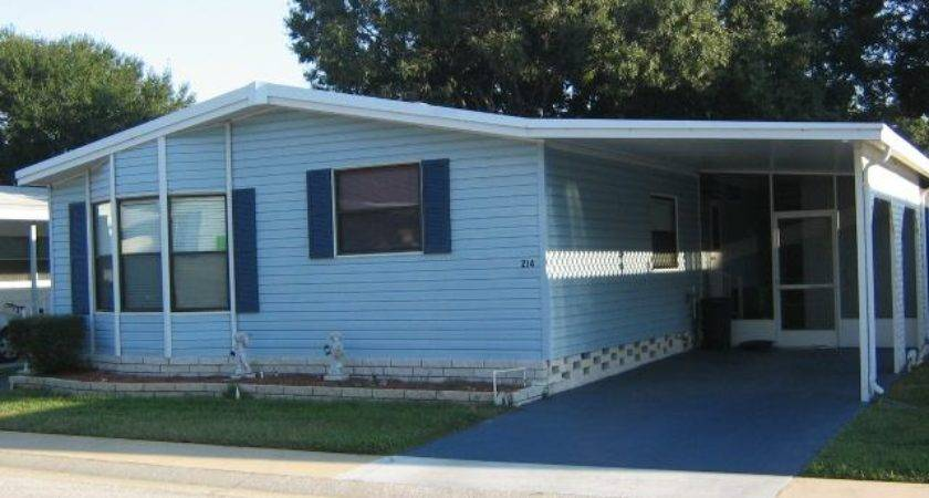 Palm Harbor Double Wide Mobile Home